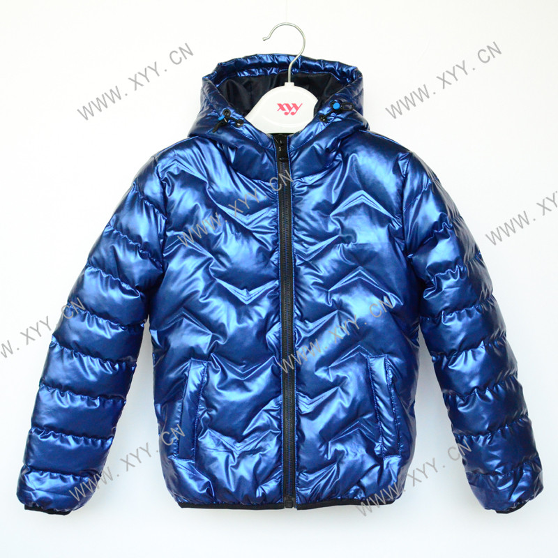 Boy's padded jacket SH-1019 Featured Image