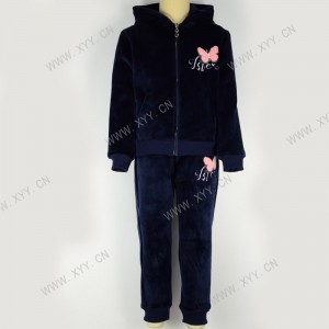 China  Best Jeans Pants Manufacturers - Girl's Clothing Sets XN-8062 – Xiyingying