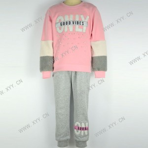 Girl Clothing Sets LY20-097