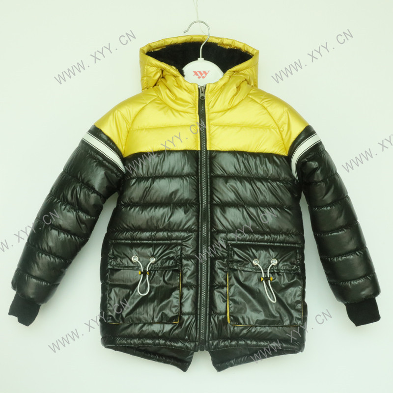 China  Best Clothing Manufacturers - Boy's padded jacket SH-1086 – Xiyingying