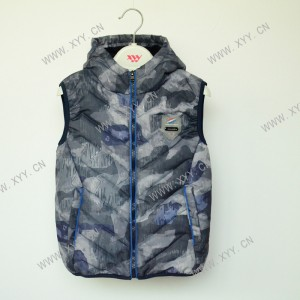 OEM Coat Manufacturers - Boy's padded vest SH-1016 – Xiyingying