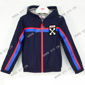Boy's windbreaker HK-8535