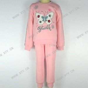 Girl Clothing Sets LY20-086