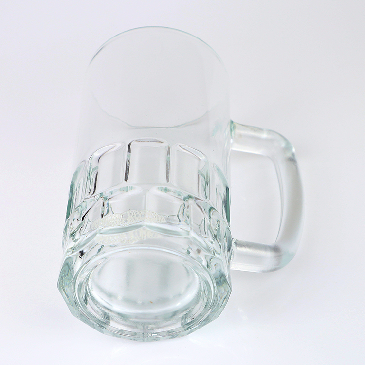 Wholesale Swing Top Beer Bottle Factories -  Thick Glass Sports Beer Mugs – Chuancheng