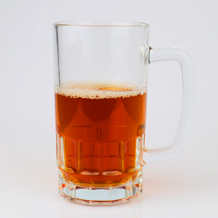 Wholesale Swing Top Beer Bottle Factories -  Thick Glass Sports Beer Mugs – Chuancheng Featured Image