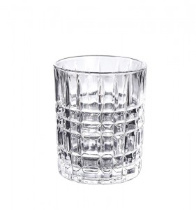 European crystal cut whiskey glass foreign beer glass liquor glass bar classic water glass