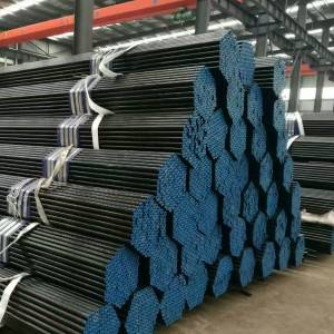 Chinese Professional Astm A106 Gr. B Seamless Steel Tube - API 5LGr.B Black Painted Line Pipe – XUANZE