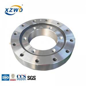 heavy duty turntable bearings with External gear slewing ring