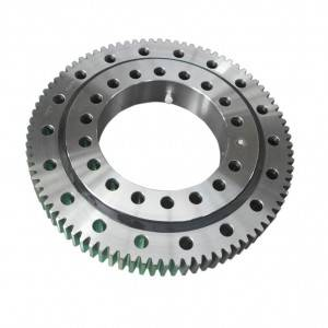 2020 China New Design Slewing Bearing With Gear - Wanda Precision Industry Machinery Parts Slewing Bearing – Wanda