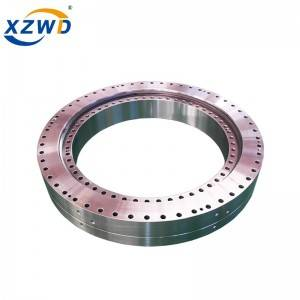 Factory making Small Turntable Bearing - three row roller slewing bearing – Wanda