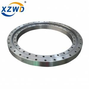 Best-Selling Three Roller Slewing Ring - Wanda High quality Light Slewing Bearing without teeth for Mini Excavator or crane – Wanda