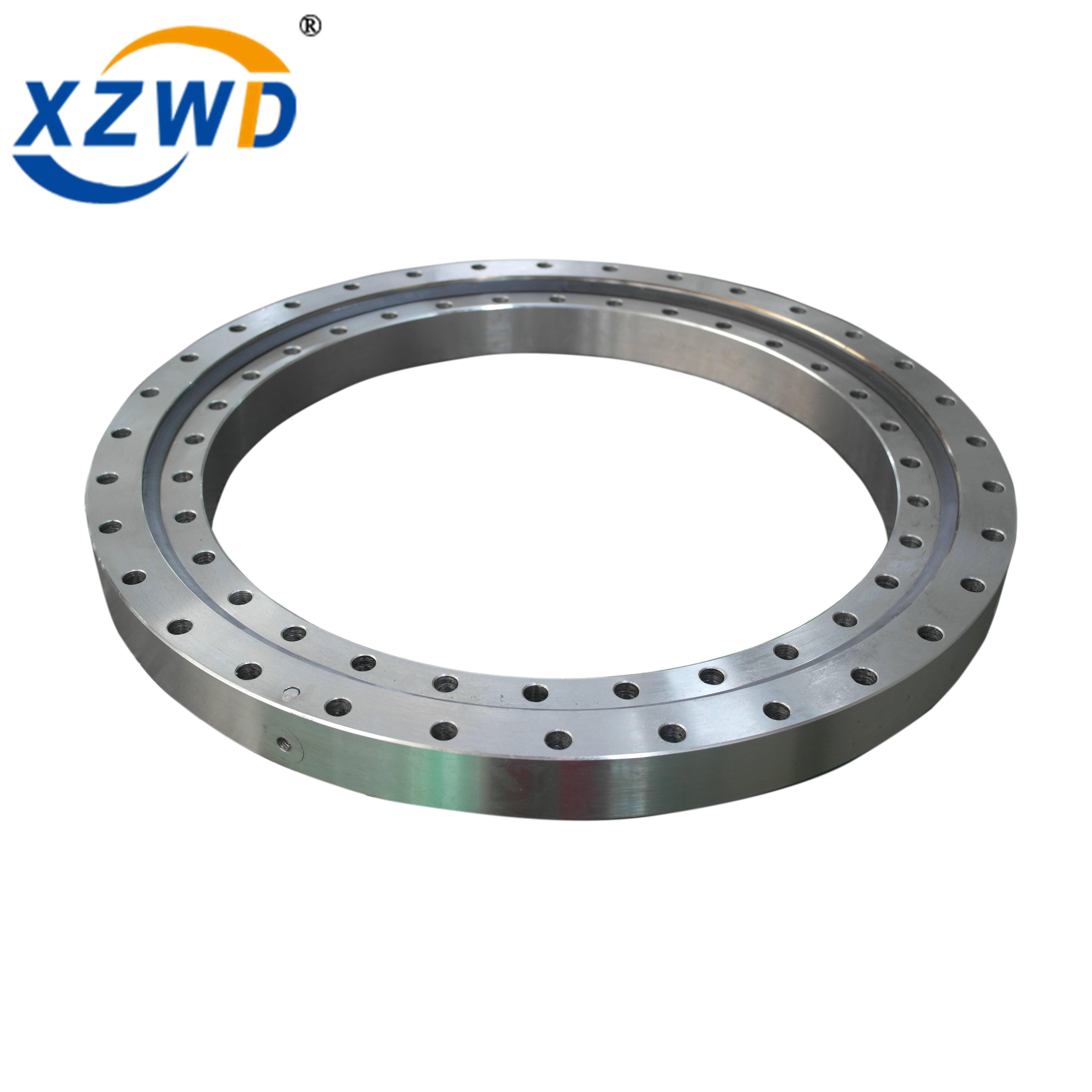 Wanda High quality Light Slewing Bearing without teeth for Mini Excavator or crane Featured Image