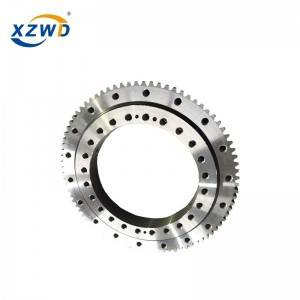 4 point angular contact ball turntable slewing bearing | XZWD