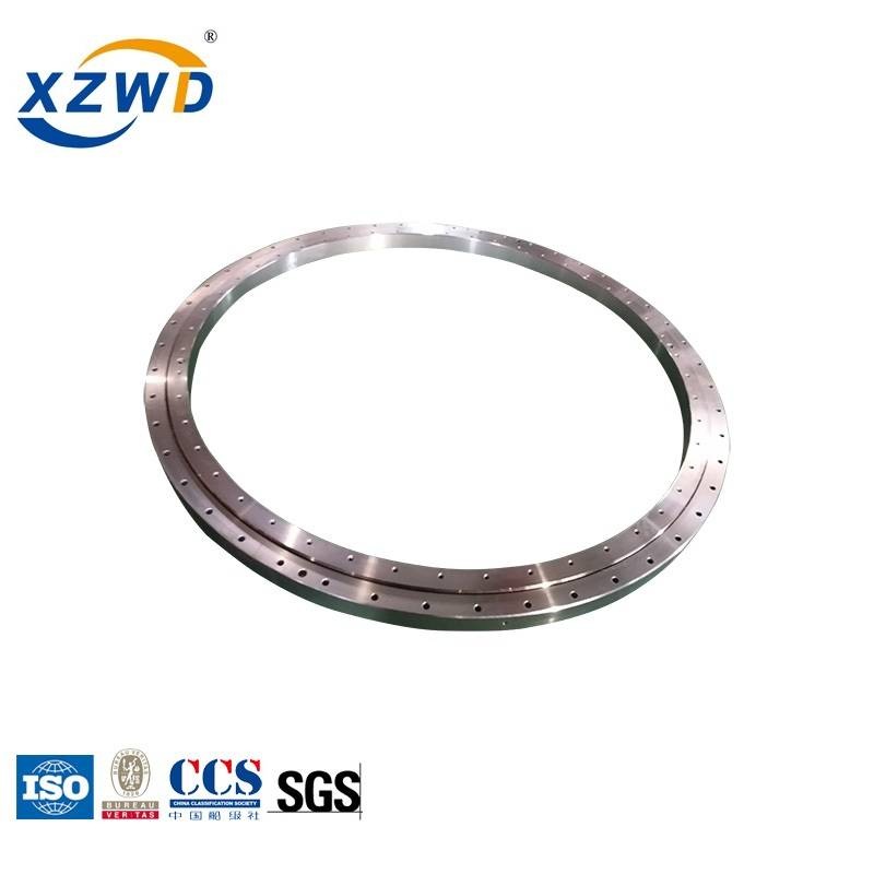 Fast delivery Turntable Bearing - Precision Bearing Light type Slewing Bearing without gear  – Wanda