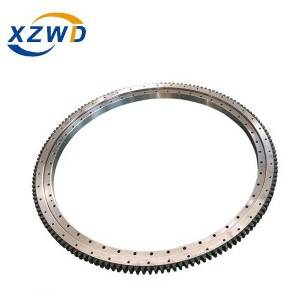 XZWD|ODM customized slewing ring WD-061.20.1094F thin type bearing