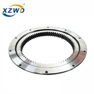 factory low price Lazy Susan Bearing Mechanism - XZWD WD-060 Series Replacement VLI Series Light Type Non gear Slewing Ring Bearing – Wanda