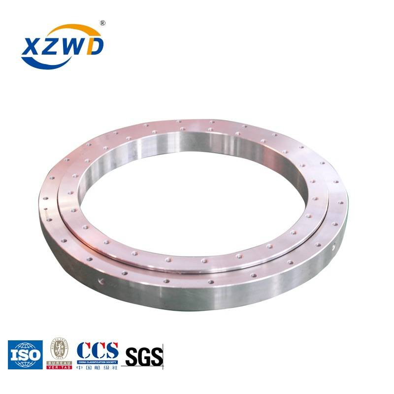 PriceList for Crane Slewing Bearing - XZWD four-point contact ball bearing turntable with deformable rings – Wanda