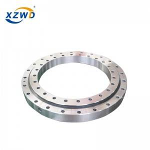 High Quality for Swing Ring - Precision Bearing Light type Slewing Bearing without gear  – Wanda