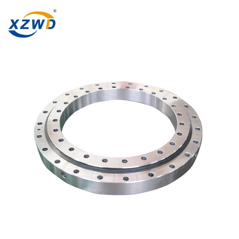 China New Product Slewing Ring Drawing - Precision Bearing Light type Slewing Bearing without gear  – Wanda