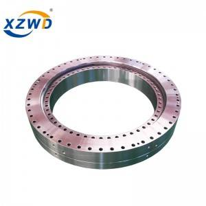 Three row roller Slewing bearing with heavy load for wheeled crane