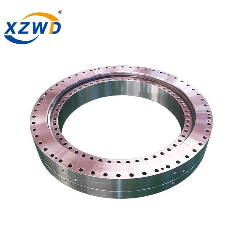 2020 New Style Bearing Slew Ring - Three row roller Slewing bearing with heavy load for wheeled crane – Wanda
