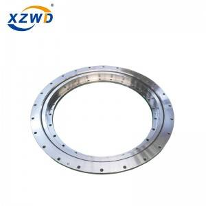 Factory Cheap Hot Slewing Excavator - DOUBLE FLANGE SLEWING BEARINGS WITH SINGLE BALL BEARING ROW, NO GEAR TEETH, STANDARD 230 SERIES – Wanda