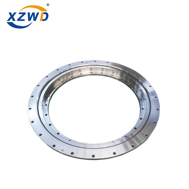 2020 Latest Design Excavator Slewing Gear - DOUBLE FLANGE SLEWING BEARINGS WITH SINGLE BALL BEARING ROW, NO GEAR TEETH, STANDARD 230 SERIES – Wanda
