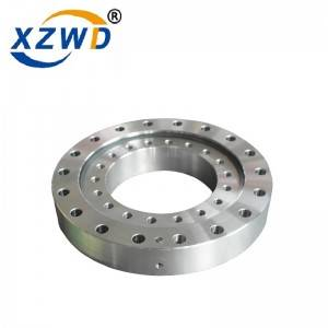 Personlized Products Slewing Reducer Manufacturer - XZWD high precision single row ball slewing ring bearing without gear – Wanda