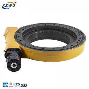 Best Price for Hydraulic Slewing Drive - High quality Industrial Robotic Arm use Slew Drive – Wanda