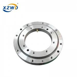 Factory making Small Turntable Bearing - XZWD single row ball slewing bearing turntable for tower crane – Wanda