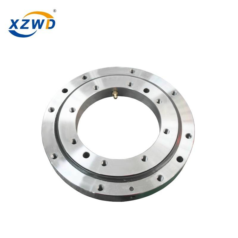 Professional Design Light Slewing Bearing - XZWD single row ball slewing bearing turntable for tower crane – Wanda