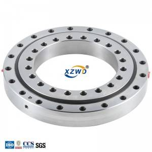 18 Years Factory Gear Slew Bearing - Non gear slewing ring bearing 010 series with competitive price – Wanda