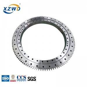 Top Suppliers Cross Roller Ring Bearing -  4 point angular contact ball turntable slewing ring – Wanda