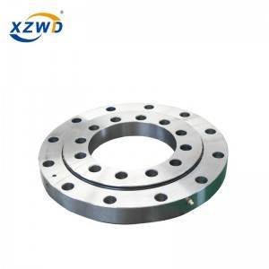 China wholesale Precision Lazy Susan Bearing - Single row cross roller type Slewing Bearing for gearless Solar Tracker 110.25.500 – Wanda