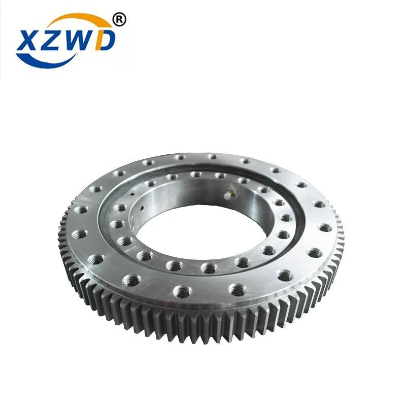 100% Original Factory Excavator Turntable - XZWD Four Point Contact Ball Slewing Ring Bearing – Wanda