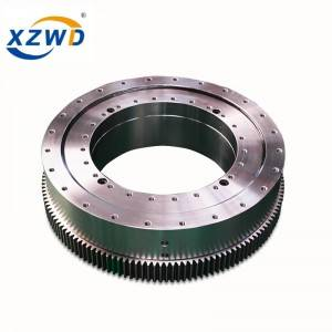 Manufacturer for Slewing Bearing For Excavator - Factory Supply High Quality Triple Row Roller Slewing Bearing – Wanda