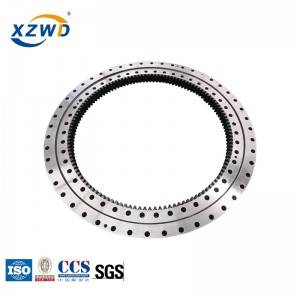 Internal gear Three row roller Slewing Bearing for Marine Crane
