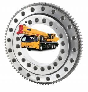 Leading Manufacturer for Slewing Bearing Design - Truck Crane Used Slewing Ring Bearing – Wanda