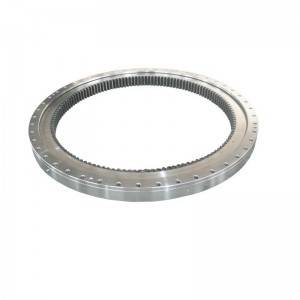 113 series slewing ring with internal tooth used for high precision machinery