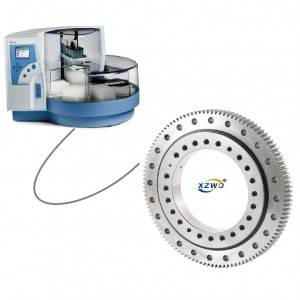 2020 China New Design Slewing Bearing With Gear - High precision slewing ring bearing for Nucleic acid equipment – Wanda