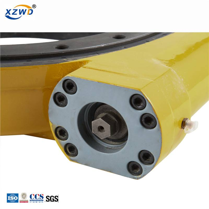 Bottom price Single Axis Slew Drive - High quality Industrial Robotic Arm use Slew Drive – Wanda