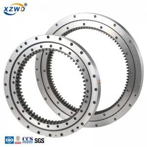 Personlized Products Slewing Reducer Manufacturer - XZWD| High quality factory produce slewing turntable bearing – Wanda
