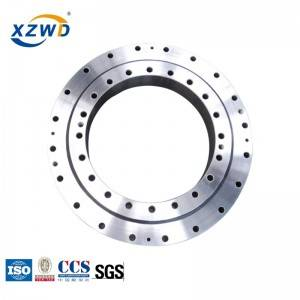 Factory Price China Slewing Manufacturer - double row different ball size slewing bearing without gear 020.25.500 – Wanda