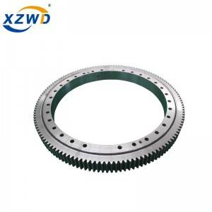 Quality Inspection for High Precision Slewing Bearing - High quality slewing bearing for aerial work platform(AWP) – Wanda