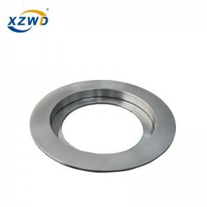 Factory directly 24 Inch Lazy Susan Bearing - XZWD Hot sales OEM single row ball four point contact ball slewing bearing – Wanda