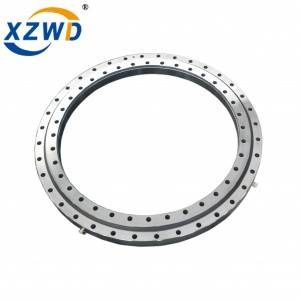 Wanda High quality Light Slewing Bearing without teeth for Mini Excavator or crane