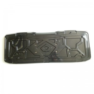 Injection molding,Autootive bumper