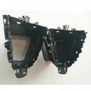 Injection molding,Automotive airvent system