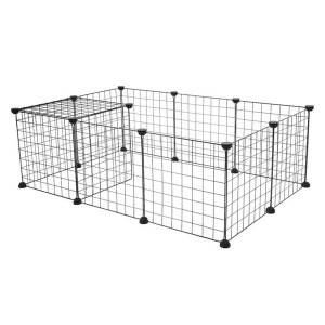 Top Suppliers Dog Crate Furniture Bench - Nova Pet Small Animal Playpen 0229 – Amazons Furniture