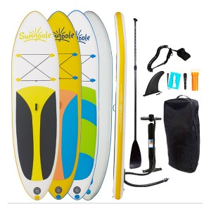 Sup Surfboard Brushed Stand up Paddle Board 0370